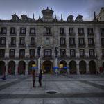Plaza Porticada - Santander