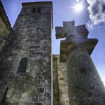 Colegiata de Santa Cruz de Castañeda, Cantabria, Spain