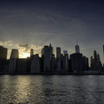 Downtown Manhattan (View from Brooklyn Bridge Park [NEW YORK/USA]