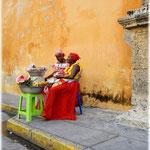 Cartagena - Palenqueras (Old Town)