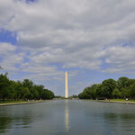 National Mall - with Washington Monument  [Washington D.C./USA]