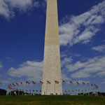 National Mall -  Washington Monument  [Washington D.C./USA]