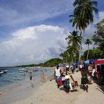 Isla Barú - Playa Blanca
