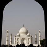 TAJ MAHAL [AGRA / INDIA] - SEE YOU SOON!