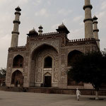 TOMB OF AKBAR THE GREAT [AGRA / INDIA]