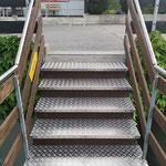 Schochofen Schlosserei - Treppen Spezialanfertigungen Vordächer Unterstände Abdeckungen Wannen