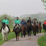 Aukruger Naturparkritt 2013
