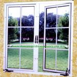ventana batiente Serie 35