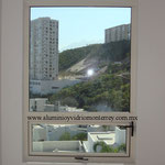 ventana proyectable Serie 35