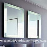 espejos flotados biselados
