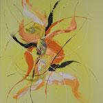 SunnyDay, 60 x 80 cm, Acryl auf Leinwand
