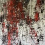 Wall, 50 x 70 cm, Acryl auf Leinwand - Verkauft