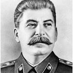 Staline (1878-1953), homme fort de l'URSS à partir de 1922