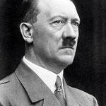 Adolf Hitler (1889-1945), chancelier d'Allemagne en 1933