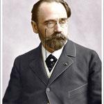 Emile Zola (1840, Paris - 1902, Paris)
