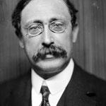 Léon Blum (1872-1950), président du front populaire en 1936