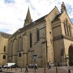 Collégiale Saint-Martin (11e siècle), auj. église centrale de Brive