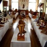 Le musée des Chefs d'oeuvre des Compagnons de Brive.