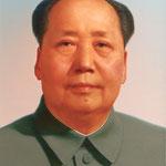 Mao Zedong (1893-1976), président de la République populaire de Chine en 1949