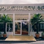 Hauptversammlung VW, Hamburg
