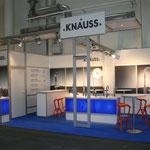 Messestand Knauss, Hamburg