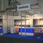 Messestand Knauss, Hamburg