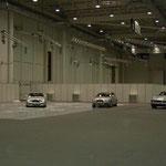 Automobilbefragung Messehalle Hamburg