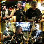 ROOM 207 Zürcher Bluesband - The Canadian #1 Pub, Uznach, 11.03.2017