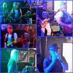 ROOM 207 reloaded at the Geburtstagsparty von Sandra im frjz Uster. Rock und Blues im Keller. 19.10.2018