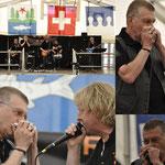 ROOM 207 Zürcher Bluesband - Special Guest: Markus Schneiter - Schützenfest Tennwil 15.06.2014, Hallwilersee, Meisterschwanden