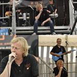 ROOM 207 Zürcher Bluesband - Schützenfest Tennwil 15.06.2014, Hallwilersee, Meisterschwanden - Kai Bachmann