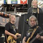 ROOM 207 Zürcher Bluesband - Schützenfest Tennwil 15.06.2014, Hallwilersee, Meisterschwanden - Ruedi Kasper