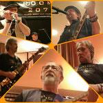 ROOM 207 Zürcher Bluesband - Geburiparty Regula Heusser, Kirchgemeindehaus Weisslingen, 07.05.2016