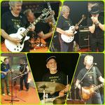 ROOM 207 Zürcher Bluesband - Pensionierungsparty Markus Schneiter, Feuerwehr Volketswil, 30.06.2016