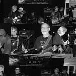 ROOM 207 Zürcher Bluesband - Geburiparty Kurt Zaugg und Hanspeter, Forsthaus Mühleholz, Uster, 14.11.2015