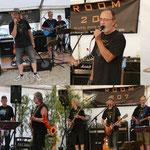 ROOM 207 - Geburiparty Roland und Christian Zürrer, Campingplatz Sulz, Bremgarten, 08.08.2015