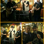 ROOM 207 Zürcher Bluesband - The Canadian #1 Pub, Uznach, Jamming with Chris Fletcher, 11.03.2017
