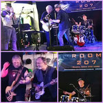 ROOM 207 Zürcher Bluesband - Nightshopping at Velopalast, Fitness-Shop Zürich Seebach, 03.12.2016