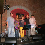 LOCAL BAR,Wien - mit Stella Jones/voc, Peter Natterer/sax, Otto Scheidl/bass, Peter Barborik/drums, Georg Henke/keys