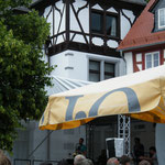 IDSTEIN JAZZFESTIVAL/Frankfurt -  running hybrids playing WEATHER REPORT