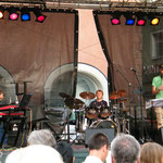BAYERISCHES JAZZWEEKEND - running hybrids playing WEATHER REPORT