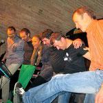 BABÜ, Wolkersdorf Georg Henke/keys, Peter Natterer/sax, Stella Jones/voc, Otto Scheidl/bass, Edi Köhldorfer/guit, Tommy Böröcz/dr