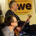 ZWE/spec. guest Werner Feldgrill/bass