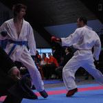 Jun-Patrick Raabe - Kampfstand