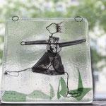 Tänzerin über der Revaler Straße
