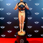 Body Painting Premios Mini Palacio Azkuna Zentroa Bilbao