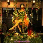 Body Painting Vestuario y Ambientación Hada Canon Full Frame Festival Madrid 2018