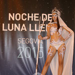 Body Paint White Queen. Noche de Luna Llena