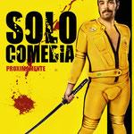 """Body Painting """"Kill Bill"""" para SOLOCOMEDIA"""