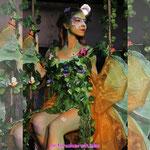 Fairy Body Paint Canon Full Frame Festival Madrid 2018
